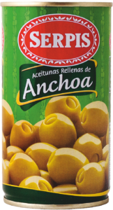 anchoa bez pozadi